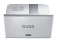 BenQ MX842UST - DLP projector - 3D - 3000 ANSI lumens - XGA (1024 x 768) - 4:3 - ultra short-throw lens 9H.JCA77.13E