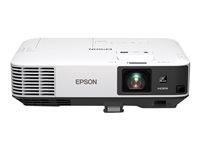 Epson EB-2055 - 3LCD projector - 5000 lumens (white) - 5000 lumens (colour) - XGA (1024 x 768) - 4:3 - 802.11 b/g/n wireless / LAN V11H821041