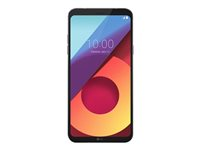 "LG Q6 M700N - Smartphone - 4G LTE - 32 GB - microSDXC slot - GSM - 5.5"" - 2160 x 1080 pixels (442 ppi) - IPS - RAM 3 GB - 13 MP (5 MP front camera) - Android - astro black LGM700N.AGBRBK"