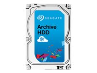 "Seagate Archive HDD ST8000AS0002 - Hard drive - 8 TB - internal - 3.5"" - SATA 6Gb/s - buffer: 128 MB ST8000AS0002"